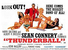 Thunderball (film) - Wikipedia