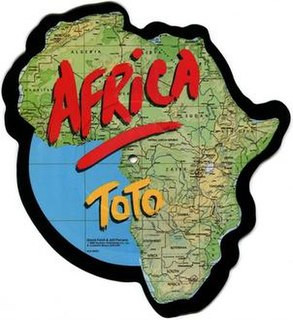 Africa (Toto song) 1981 Toto song