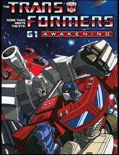 <i>Transformers G1: Awakening</i> 2008 video game
