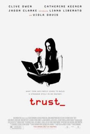 Trust (2010 film) - Image: Trust ver 2