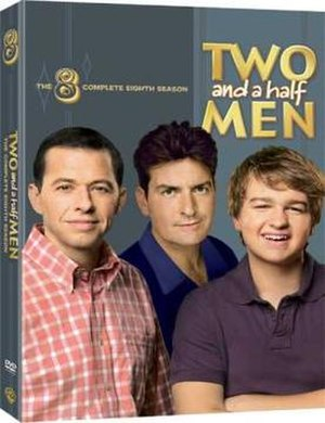 Two and a Half Men (season 8) - Image: Two And A Half Men S8