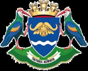 Umzinyathi District Municipality - Image: Umzinyathi Co A