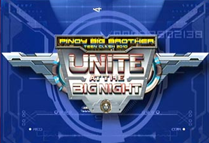 Pinoy Big Brother: Teen Clash 2010 - Unite at the Big Night logo.
