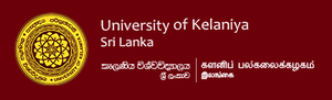 University of Kelaniya - Logo of the University of Kelaniya