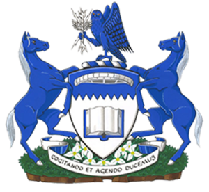 University of Ontario Institute of Technology - Image: University of Ontario Institute of Technology Coat of Arms