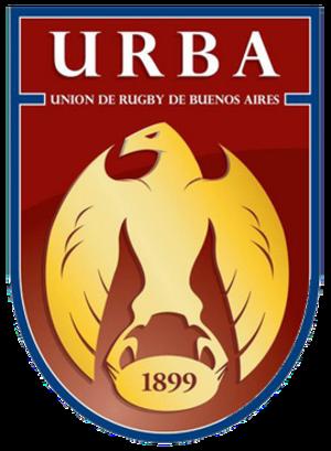 Unión de Rugby de Buenos Aires - Image: Urba logo