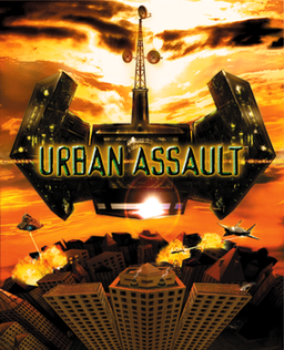 Box cover to Urban Assault