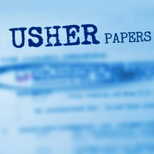 Papers (song) - Image: Usher Papers (Official Single Cover)