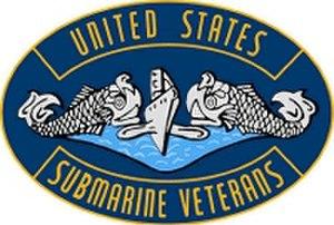 United States Submarine Veterans, Inc. - Logo of USSVI