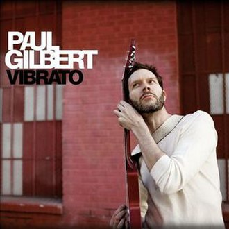 Vibrato (album) - Image: Vibrato Cover artwork