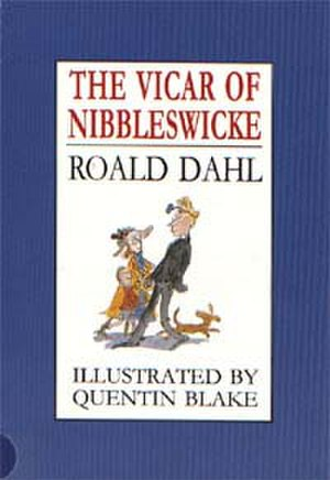The Vicar of Nibbleswicke - Front Cover