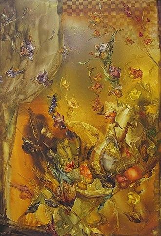 Vladimir Bougrine - Image: Vladimir bougrine painting 052