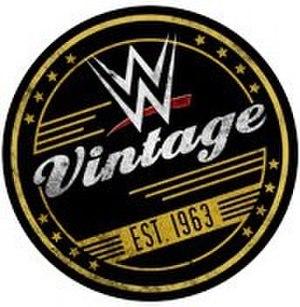 WWE Vintage - Image: WWE Vintage