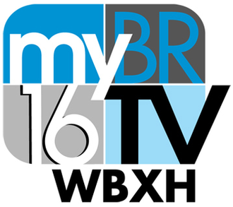 WBXH-CD - WBXH's second logo as a MyNetworkTV affiliate, used from 2008-2012.