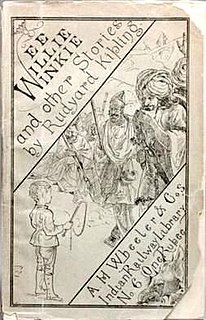 <i>Wee Willie Winkie and Other Child Stories</i> book by Rudyard Kipling