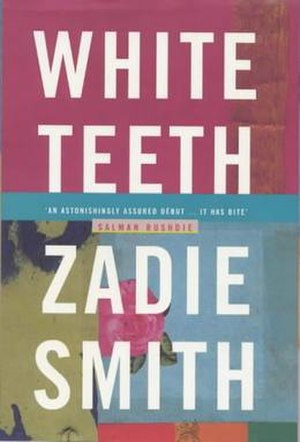 White Teeth - First edition