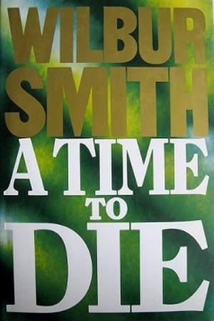 A Time to Die (Smith novel) - First edition (UK)