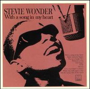 With a Song in My Heart (Stevie Wonder album) - Image: Withasonginmyheart