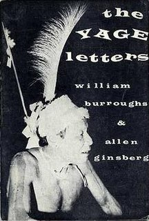 <i>The Yage Letters</i> book by William S. Burroughs II