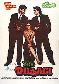 <i>Yeh Dillagi</i> 1994 film