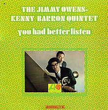 Jimmy Owens - No Escaping It