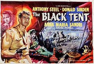 <i>The Black Tent</i> 1956 British film
