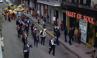 Live and Let Die (film) - Dejan's Olympia Brass Band