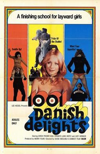 1001 Danish Delights - Film poster