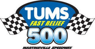 2010 TUMS Fast Relief 500 32nd race of 2010 NASCAR Sprint Cup season