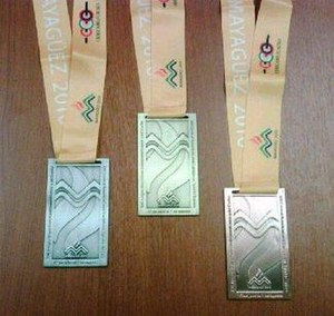 2010 Central American and Caribbean Games - Mayagüez 2010 Medals