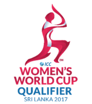 2017 Women's Cricket World Cup Qualifier - Image: 2017 ICC Women's World Cup Qualifier
