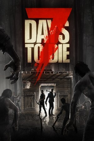 7 Days to Die - Image: 7 Days To Die cover art