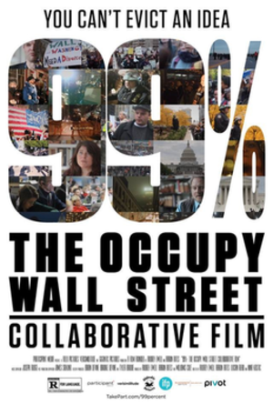 99%: The Occupy Wall Street Collaborative Film - Image: 99 The Occupy Wall Street Collaborative Film