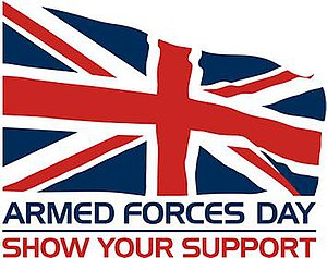 Armed Forces Day (United Kingdom) - Image: AFD 2010 Primary