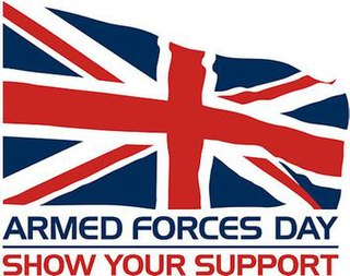 Armed Forces Day (United Kingdom) annual event in the UK
