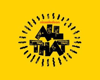 <i>All That</i> American sketch comedy television series