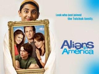 <i>Aliens in America</i> American sitcom