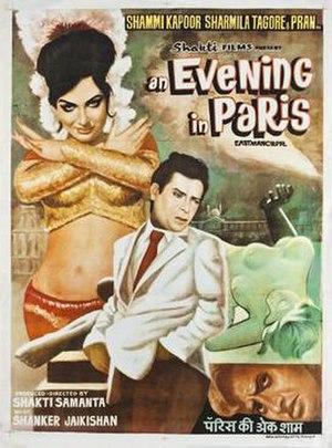 An Evening in Paris - Image: An Evening in Paris (1967 film)