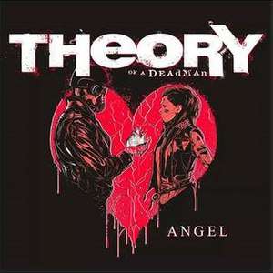Angel (Theory of a Deadman song) - Image: Angel artwork