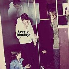 arctic monkeys discografia para