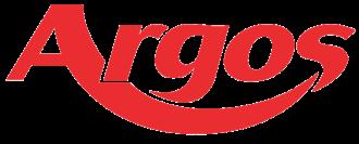 Argos (retailer) - Former Argos logo introduced in 1999, until 23 January 2010