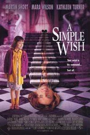A Simple Wish - Theatrical release poster