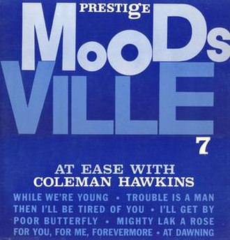 At Ease with Coleman Hawkins - Image: At Ease with Coleman Hawkins