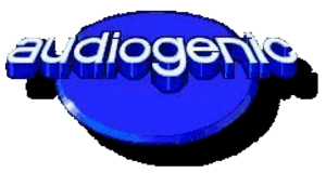 Audiogenic - Image: Audiogenic logo