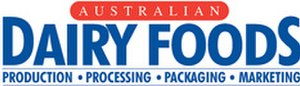Australian Dairy Foods - Image: Australian Dairy Foods logo