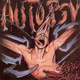 Severed Survival - Image: Autopsy severed survival