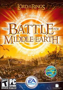 Lord Of The Rings Battle Middle Earth