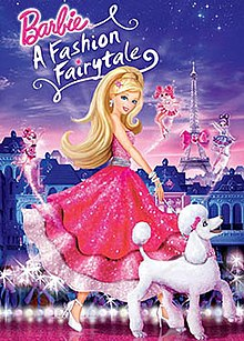 Barbie A Fashion Fairytale Wikipedia