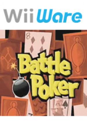Battle Poker - Image: Battle Poker Coverart
