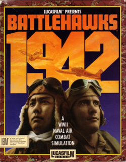 <i>Battlehawks 1942</i> 2006 video game